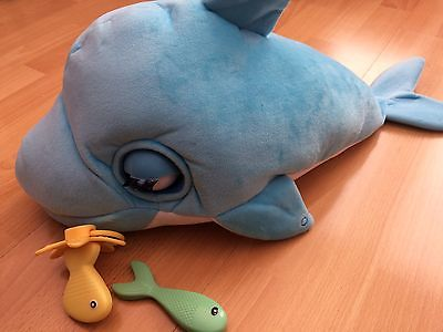 Blu-Blu-Baby-Dolphin-Pet-Toy-With-Accessories