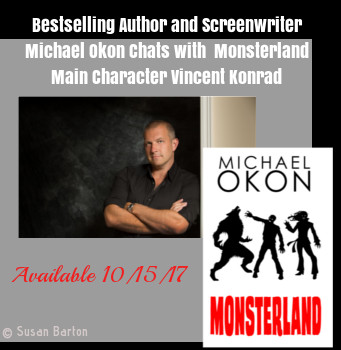 Character Interview with Vincent Konrad
