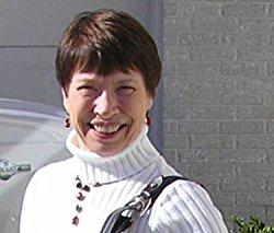 Anita Dickason Author Photo